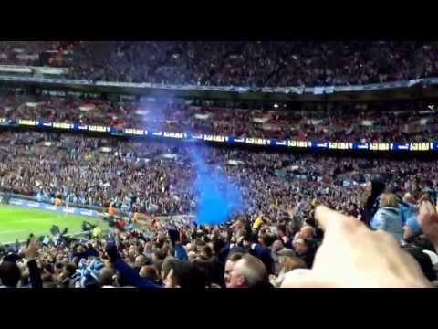 Yaya Touré league cup final goal 2014 - Manchester City vs Sunderland