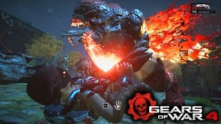 Gears of War 4 Co-op Campaign - THE THUMBNAAAIL - Episode 4
