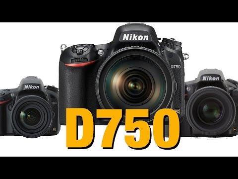 Nikon D750 - Review & ISO testing vs D610 vs D810