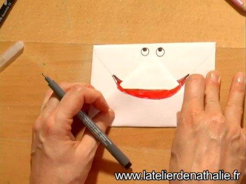 comment décorer enveloppe