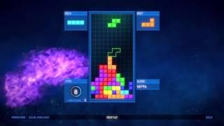SHAREfactory™ Tetris Ultimate PS4 Marathon clear level 15