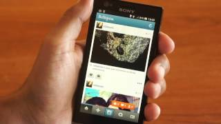 Sony Xperia® P, unboxing y review
