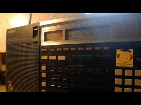 23 04 2016 Radio Habana Cuba in Spanish to NCAm 1103 on 11760 Bauta