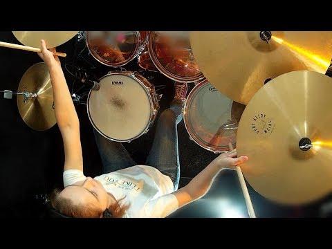 Mr. Roboto (Styx); drum cover by Sina
