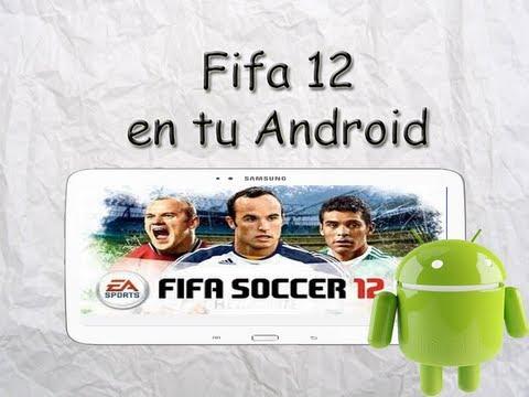 Descarga Fifa 12 para tu Android (Apk.Offline.No-Root)