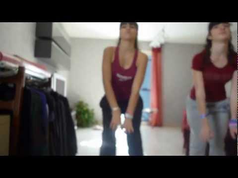 Tal Ft Sean Paul - Waya Waya , Choré + Délires video
