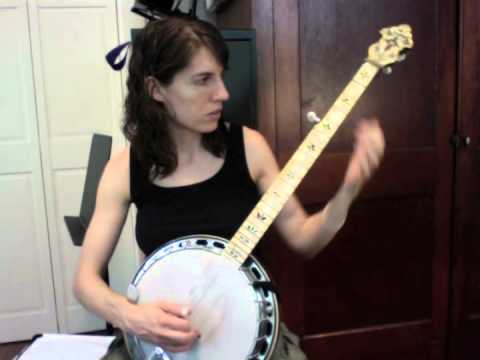 Fox On The Run (Alternate Version) - Excerpt from the Custom Banjo Lesson from The Murphy Method