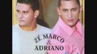 Zé Marco e Adriano - Deus salva ela pra mim