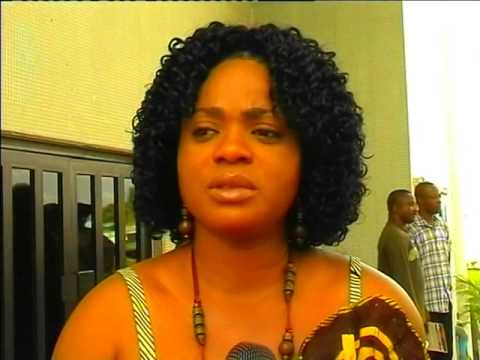 ENTERTAINMENT NEWS:BY ANIRE BINITIE,FOR GALAXY TV.LAGOS:2006