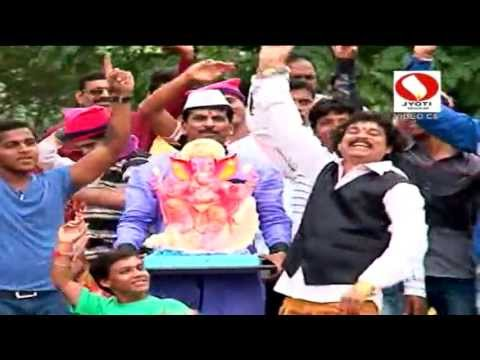 Nachat Aailay Ganraj I Ganesh Chaturthi Hit Song I Marathi Koligeet video