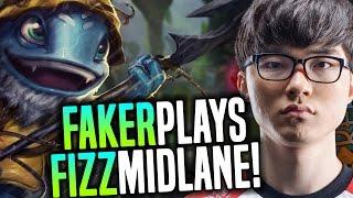 download lagu Faker Wants To Play Fizz Mid - Skt T1 gratis