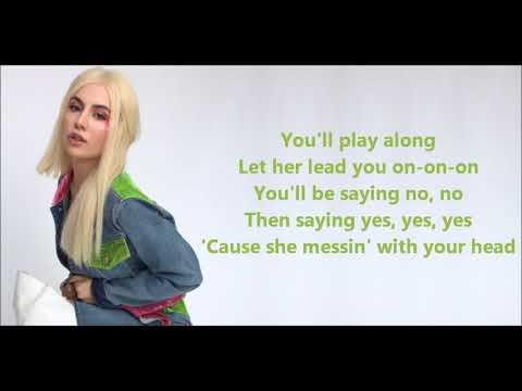 Ava Max Sweet But Psycho Lyrics
