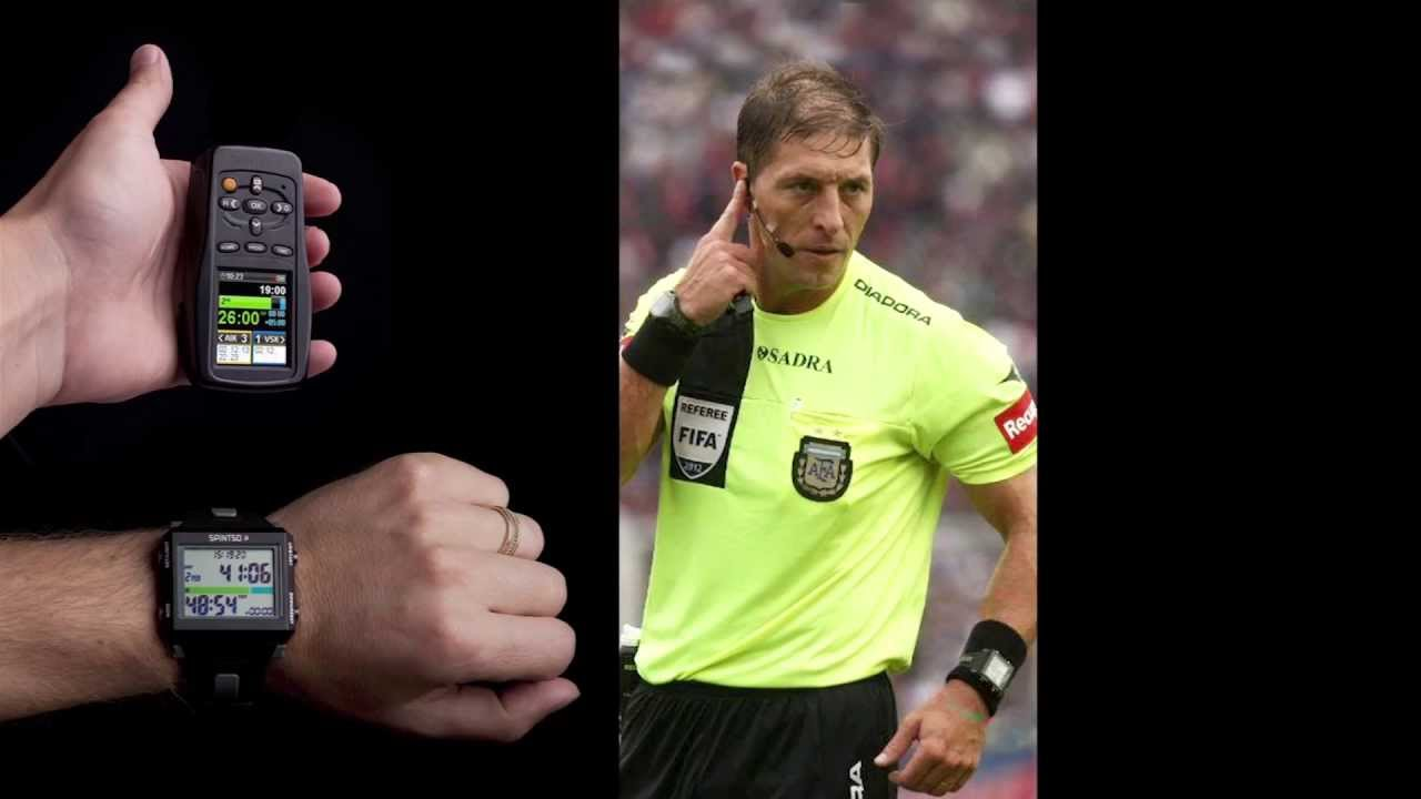 Watch For Soccer Referees