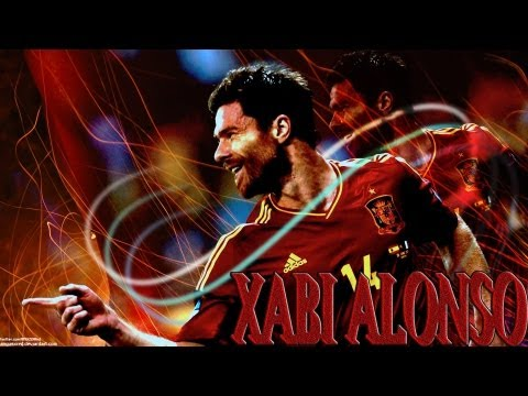 Xabi Alonso | Skills and Goals |  El Maestro | HD