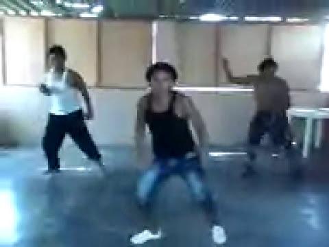 coreografia Joe Sosa , Max Tavara y Richard