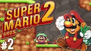 Super Mario Bros. 2 - Let's Play Curse | PART 2