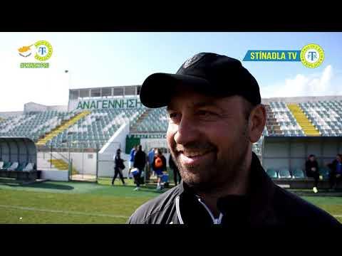 Reportáž z utkání Teplice - RFS (30.1.2019)