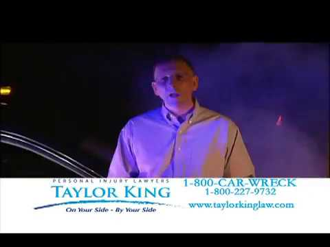 Taylor King Law - Personal Injury Lawyer - Arkansas - Rules of the Road - Car Accident Death 08-2009