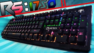 MECHANICAL KEYBOARD FOR JUST RS:1750 !! IS IT WORTH TO BUY ??