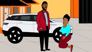 Unfaithful Wife. Short Cartoon Animated Movie (MRCALEBTOONS)