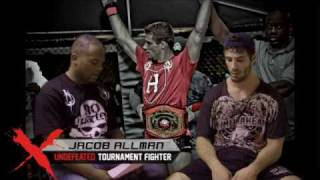Allman Interview for SportFight X 155 Grand Prix