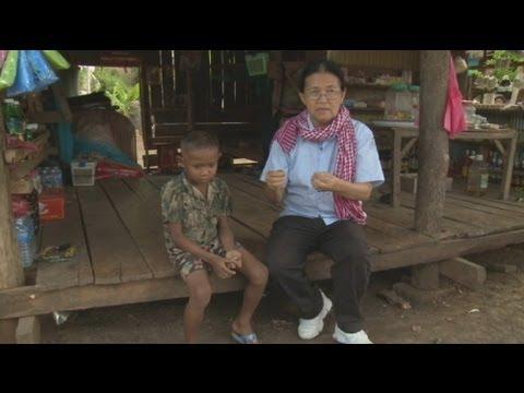 Davy Tith Und Die Kriegsfolgen In Kambodscha