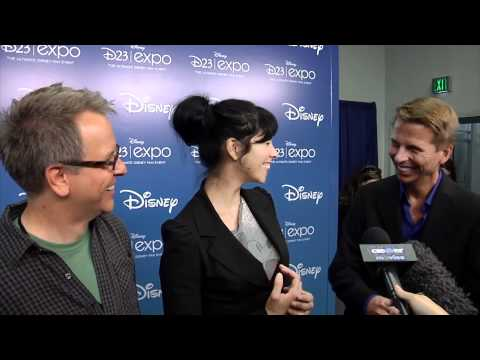 Sarah Silverman, Jack McBrayer & Director Rich Moore Talk 'Wreck-It Ralph'