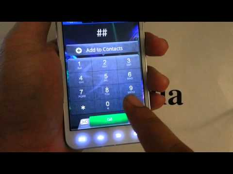 How to enable DIAG or DIAGNOSTIC Mode Samsung Galaxy S2 Sprint CDMA workshop