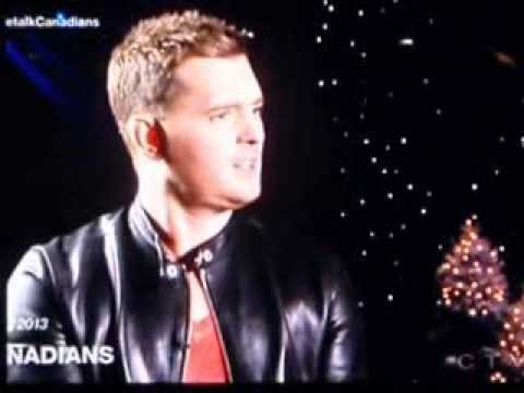 Michael Buble interview on eTalk Canadians 2013