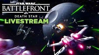 Star Wars Battlefront Death Star Expansion Livestream