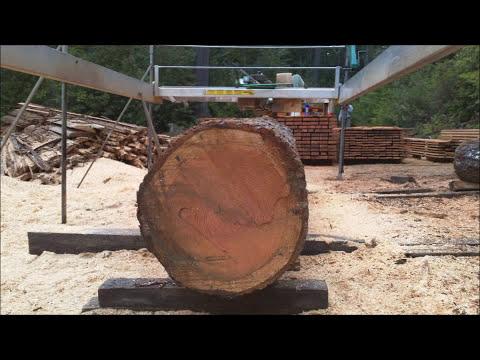 Lucas Portable Sawmill