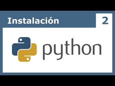 Tutorial Python 2: Instalación