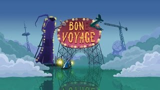 Bone Voyage - Pilot (Animaccord Animation Studio)