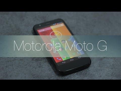 Motorola Moto G, Review en Español
