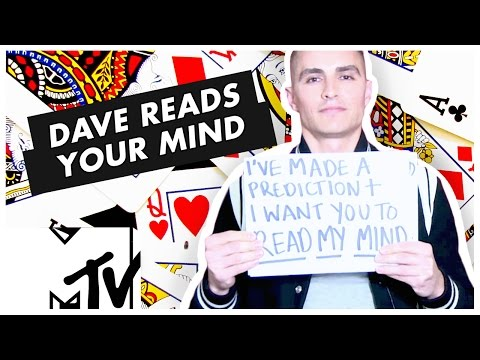 Dave Franco Is About To Read Your Mind Mtv