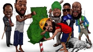 SoloHitz - Ghana We Dey (Peace Comedy Song)