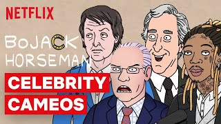 The Celebrities of Hollywoo | BoJack Horseman | Netflix