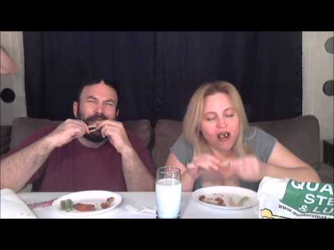 Double Special Xxx Triple Atomic Hot Wing Challenge video