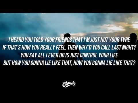 NF LIE Lyrics