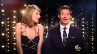 Taylor Swift: New Year's Eve Commercial