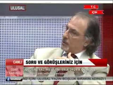 Ceviz Kabuğu 18.05.2013 Oktay Sinanoğlu ve Orhan Çekiç ile..