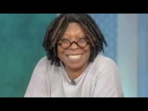 Whoopi Goldberg SUPER HIGH - Charlie Black Tv