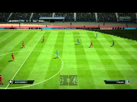 FUT 14 | Mon équipe préféré ! Ft. Neymar, Varela & Song !