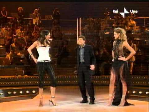 Tall Alena Seredova & Nina Moric