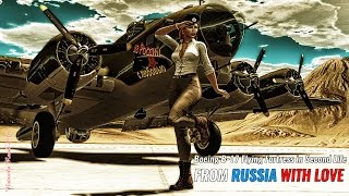 B-17G Flying Fortress  - From Russia With Love