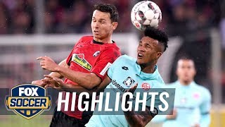 SC Freiburg vs. FSV Mainz 05   2018-19 Bundesliga Highlights