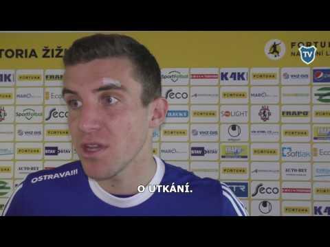 FNL: rozhovor s Petrem Bredou po utkání na Žižkově (1:0)