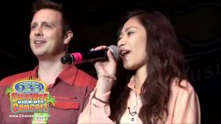 Channel 933 Summer Kickoff Concert with American Idol contestant Jessica Sanchez