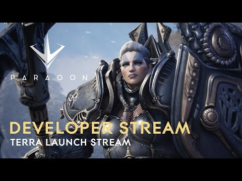 Paragon Developer Live Stream - Terra Launch