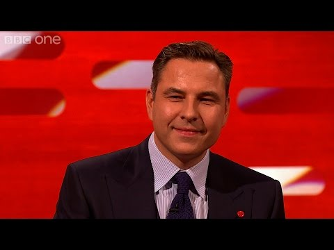 David Walliams' charity swims - The Graham Norton Show: Comic Relief Special - BBC One